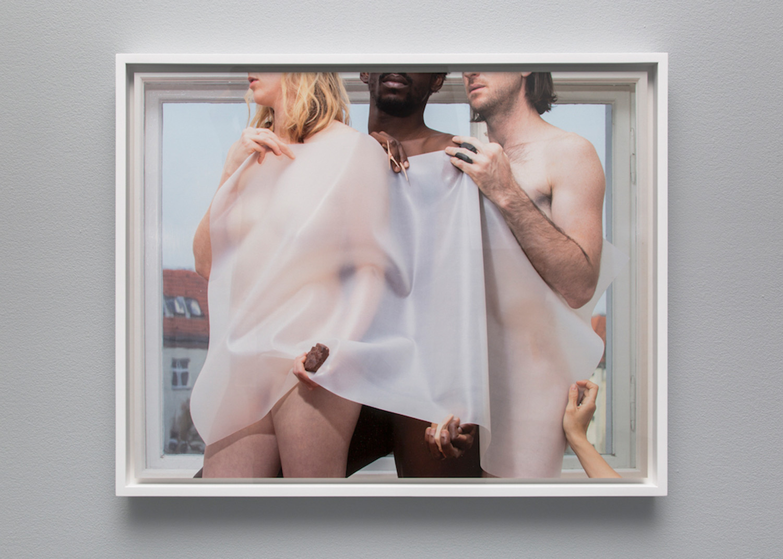 "Julie Favreau ,  Monday , 2018, Ink jet print, Edition of 3, 23"" x 29 ¾"""