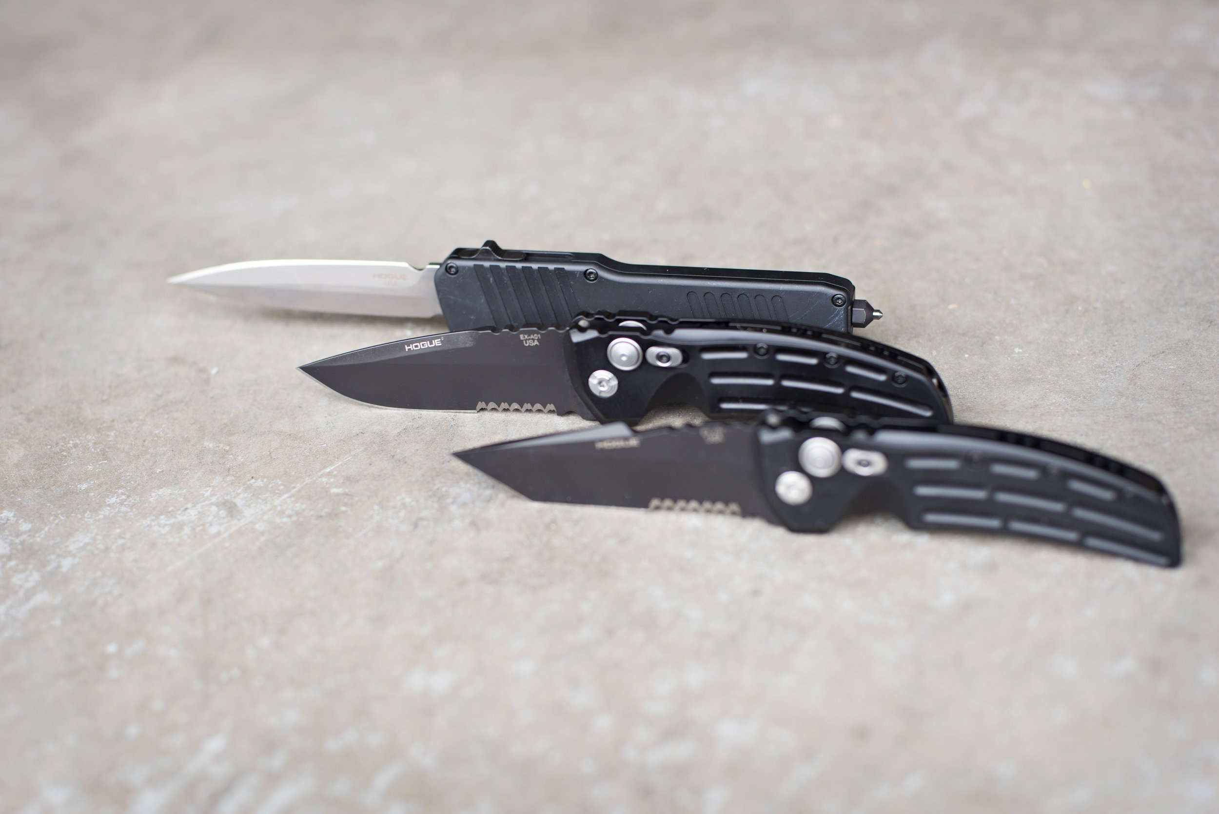 Fort Rock Tactical combat knives