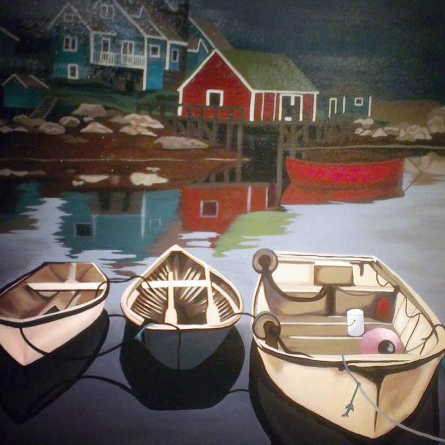 Labrador shore