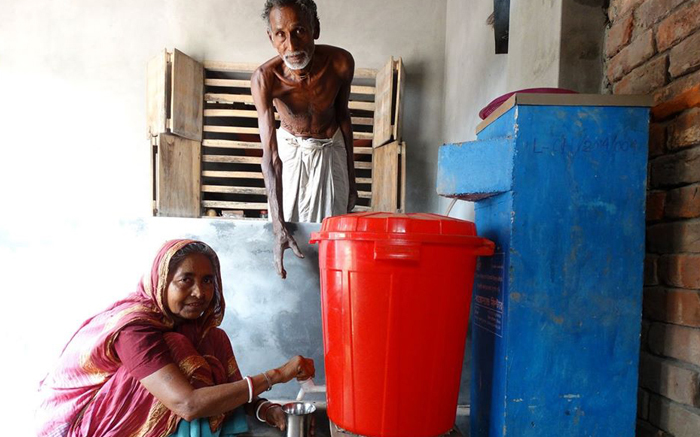 Access to clean water is an essential building block for a healthy community.