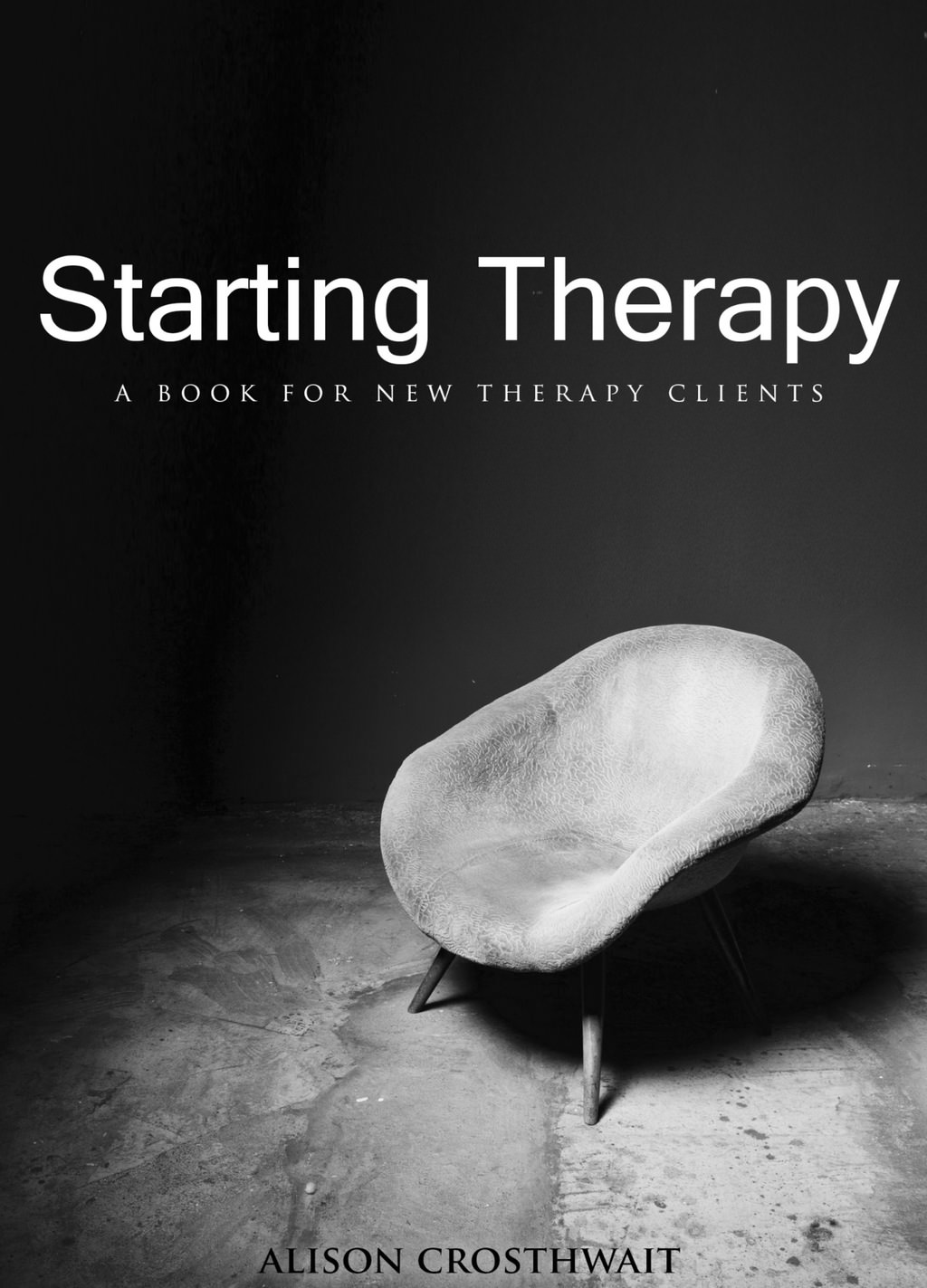 "- Starting Therapy is a guide for anyone interested in the process of therapy, whether as a new client or if simply considering regular therapy sessions.It takes you on a journey as you process what it means to ""go to therapy"" and what it means to enter into an ongoing relationship with a therapist.Buy online: CAN, US, UK"