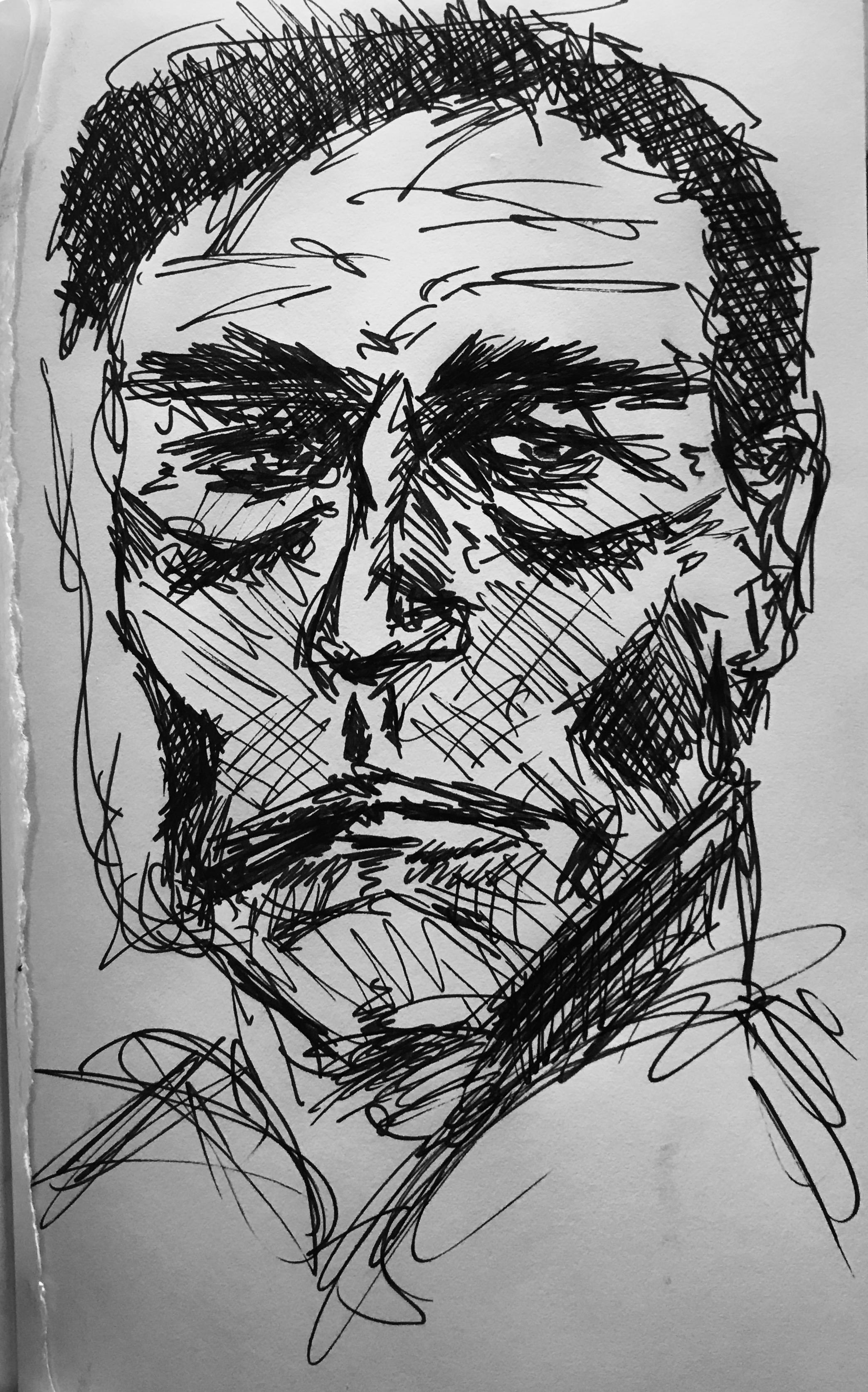 suspicion - 5 minutes to draw