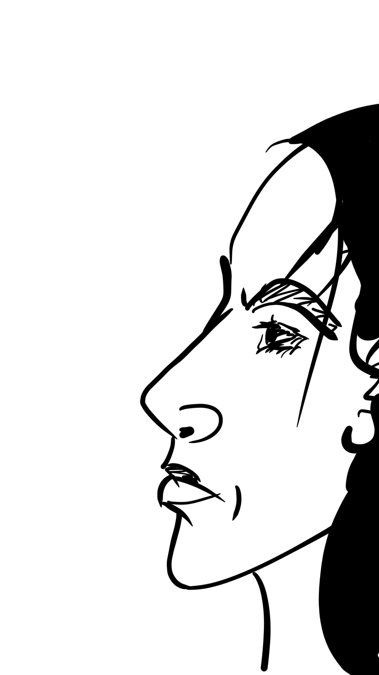 woman (test) - digital