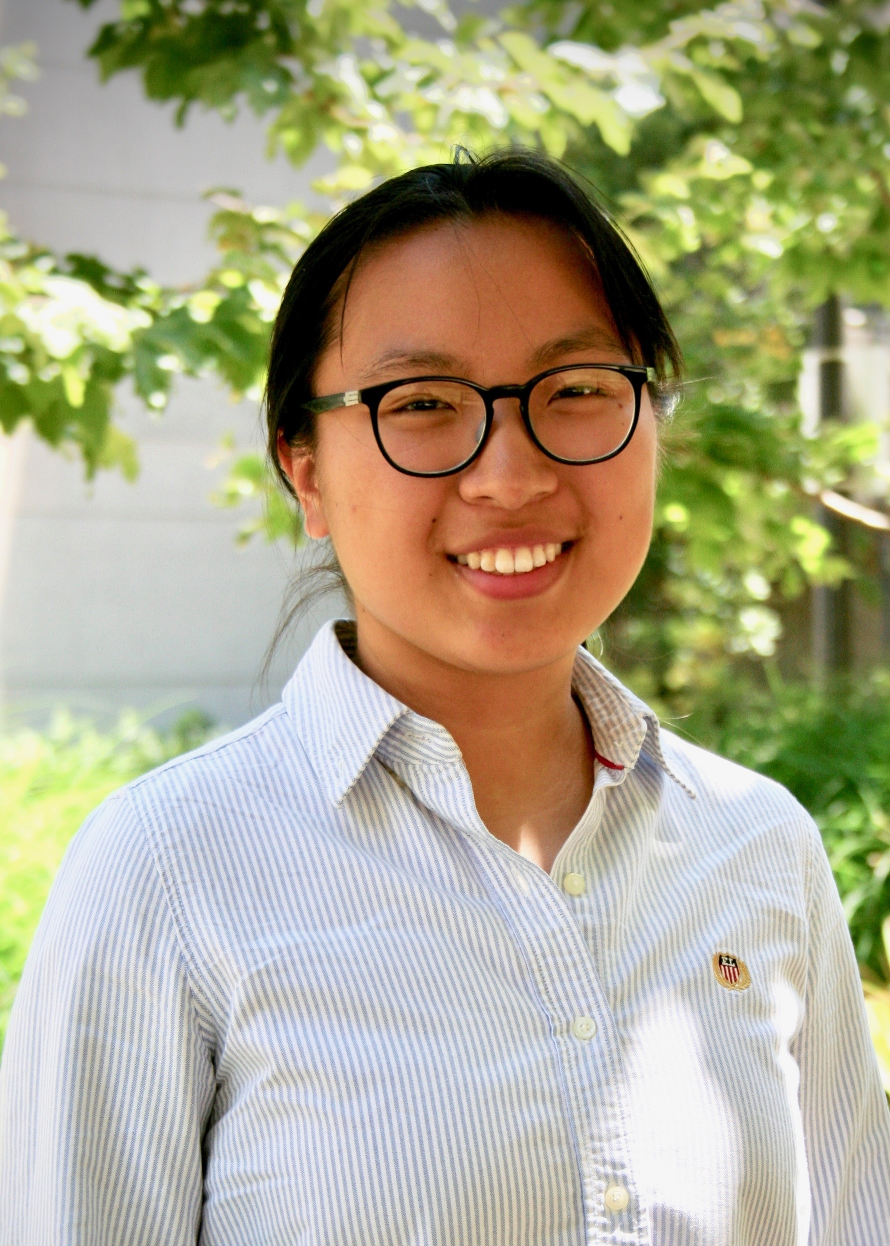 Ran Tao is a third-year anthropology major at UCLA.  Fun fact: She loves baking in her free time and going to yoga classes.