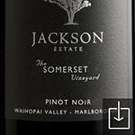 NV Somerset Pinot Noir