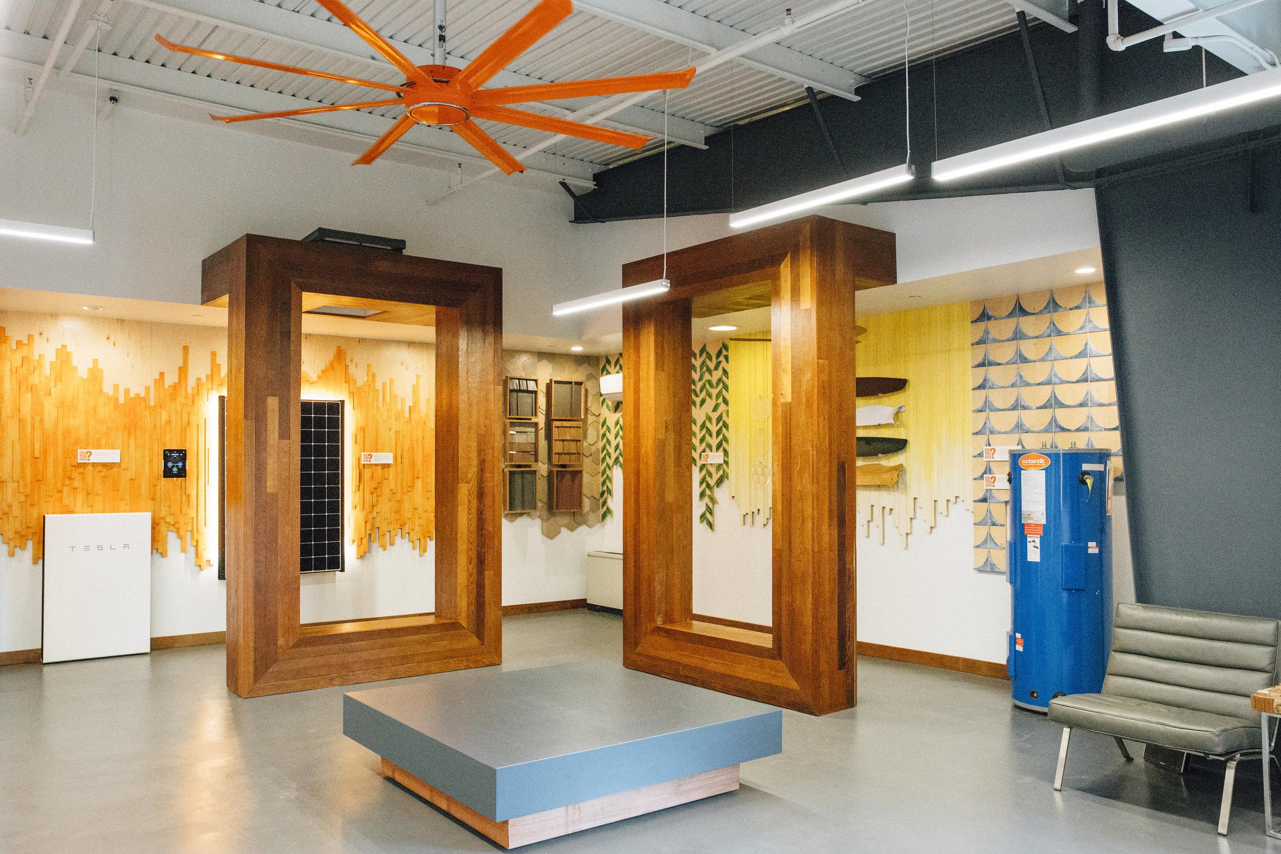RevoluSun Smart Home Innovation Center Showroom
