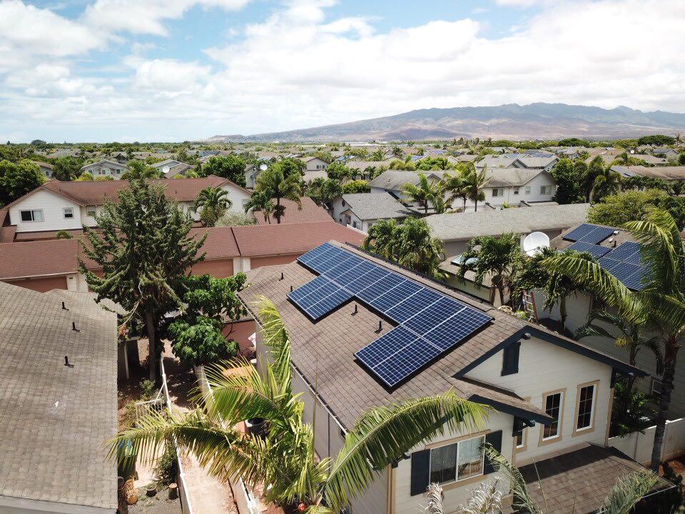 Photovoltaic - Residential photovoltaic