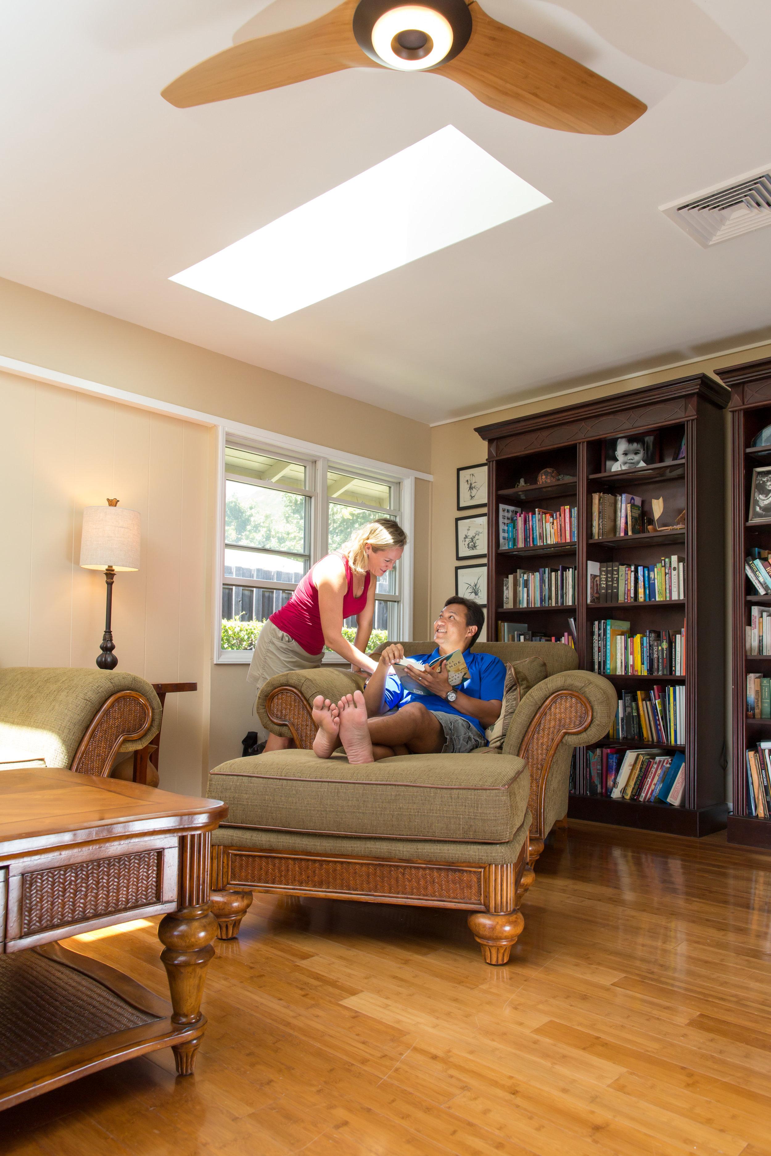 RevoluSun Smart Home Natural Skylight