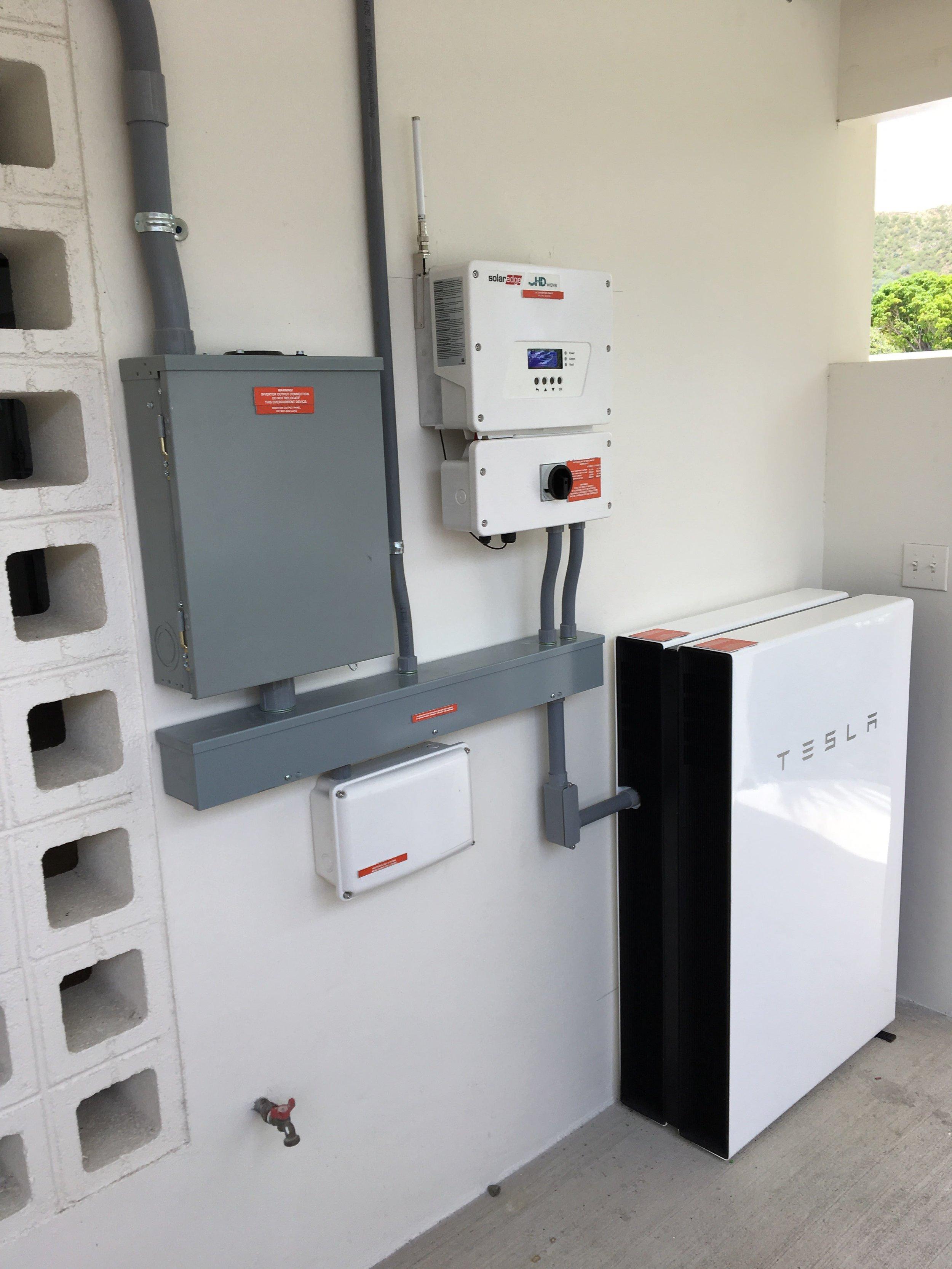 RevoluSun Smart Home Energy Storage