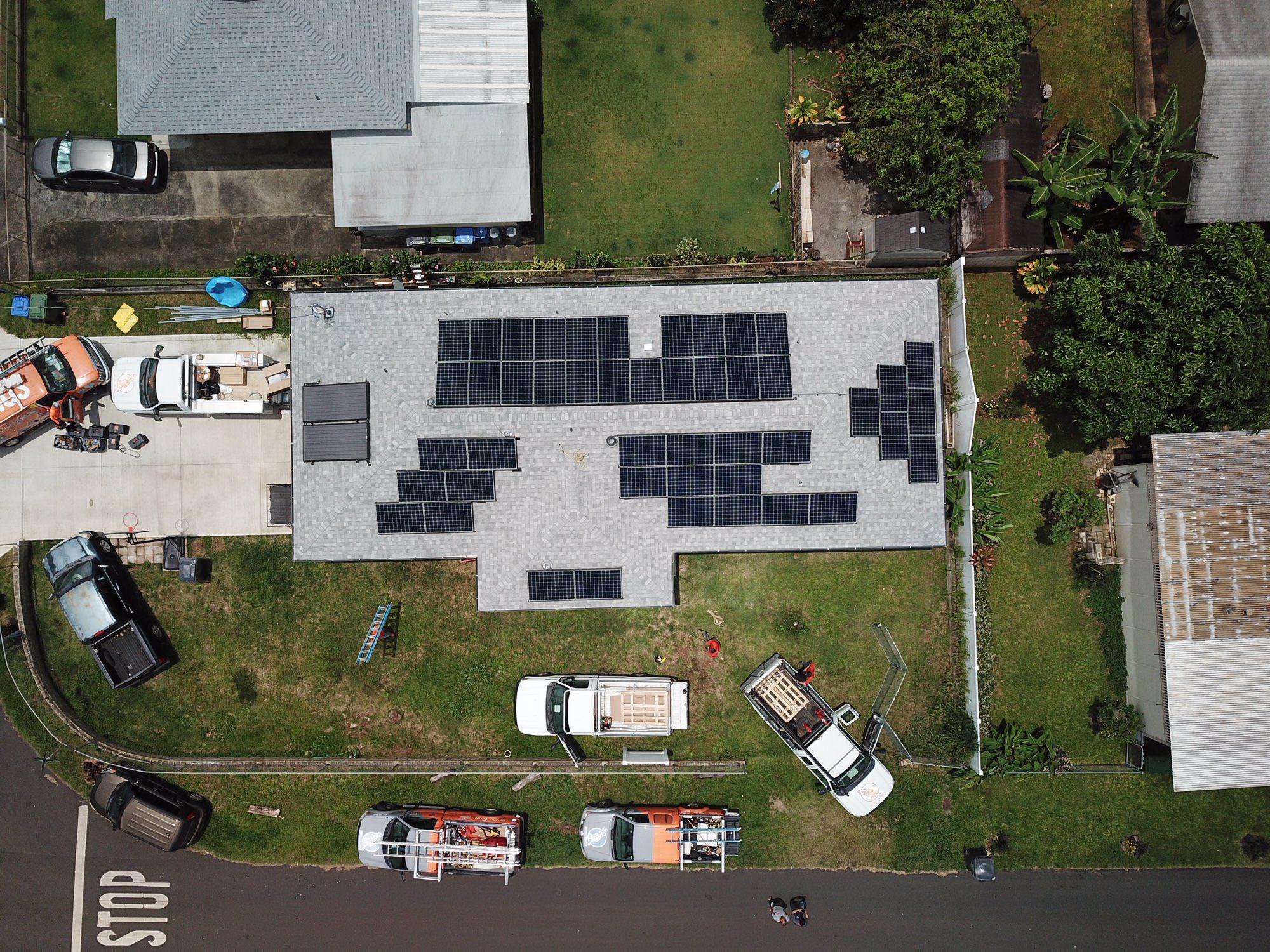 RevoluSun Smart Home Residential Rooftop Solar PV