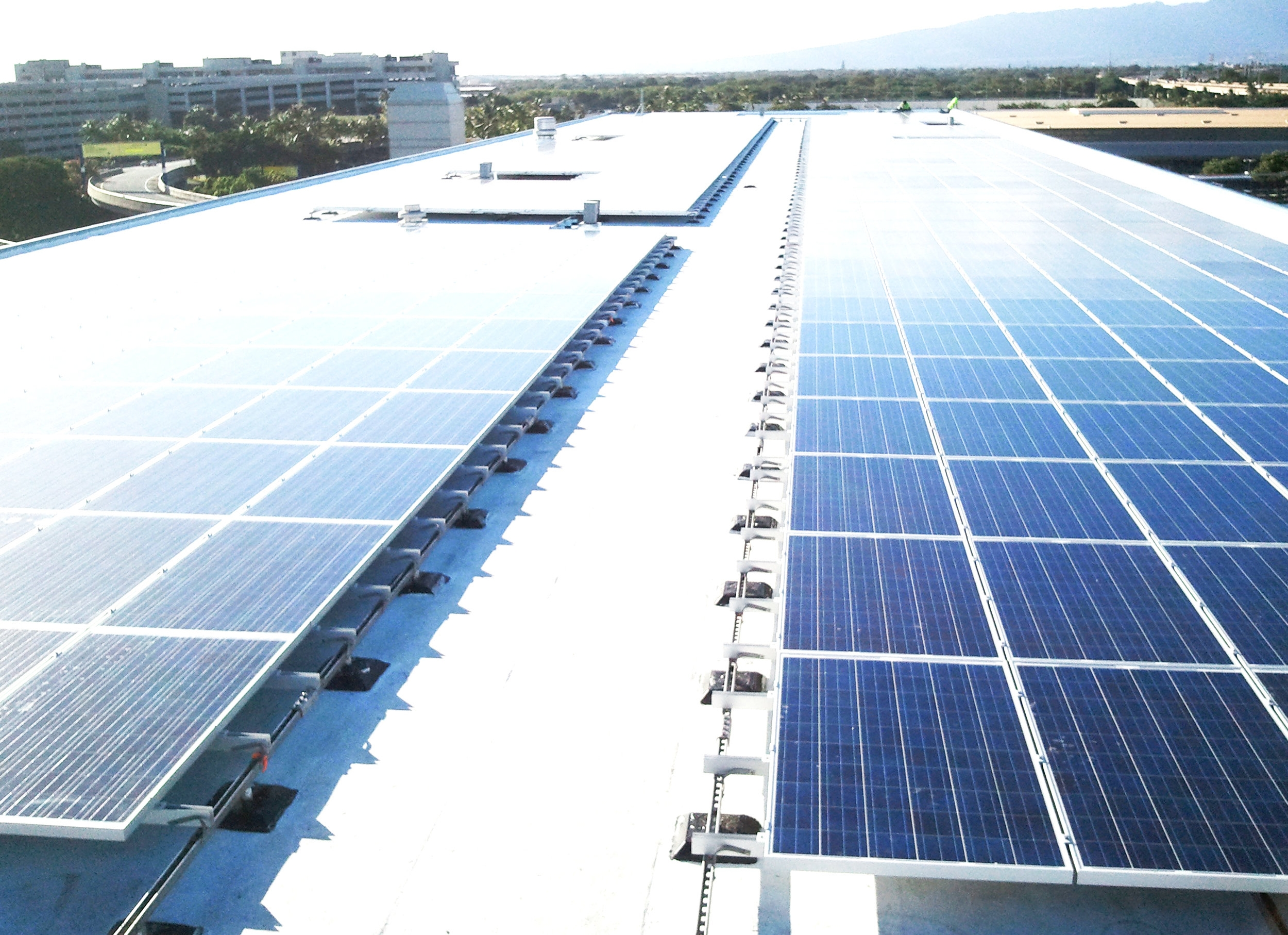 AIPA (2011)   158kW Rooftop Array