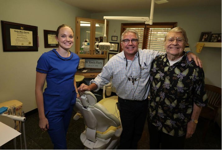 Stone Dental in the Herald & Review -
