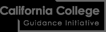 California College Guidance Initiative logo