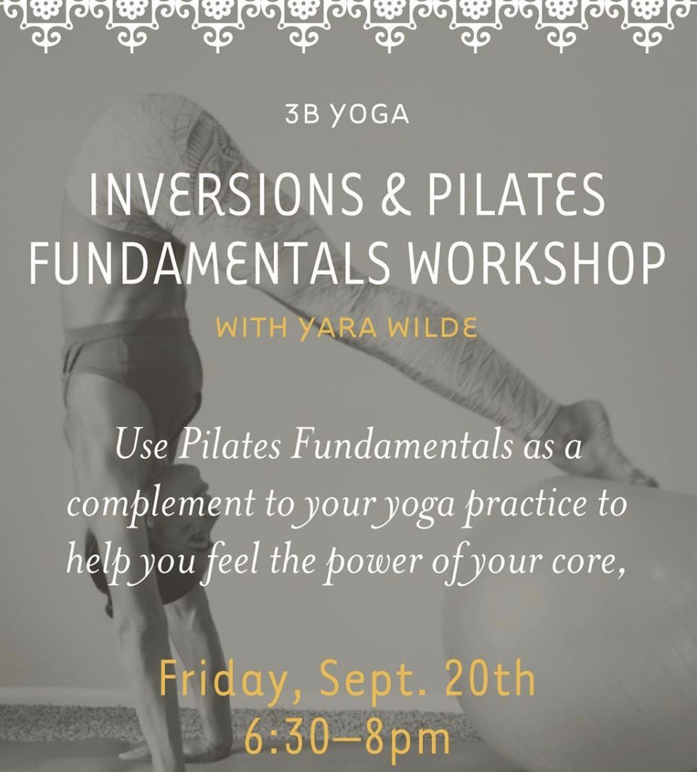- Date: Friday, Sept 20thTime: 6:30pm - 8pmCost: $25 advance; $30 at the door