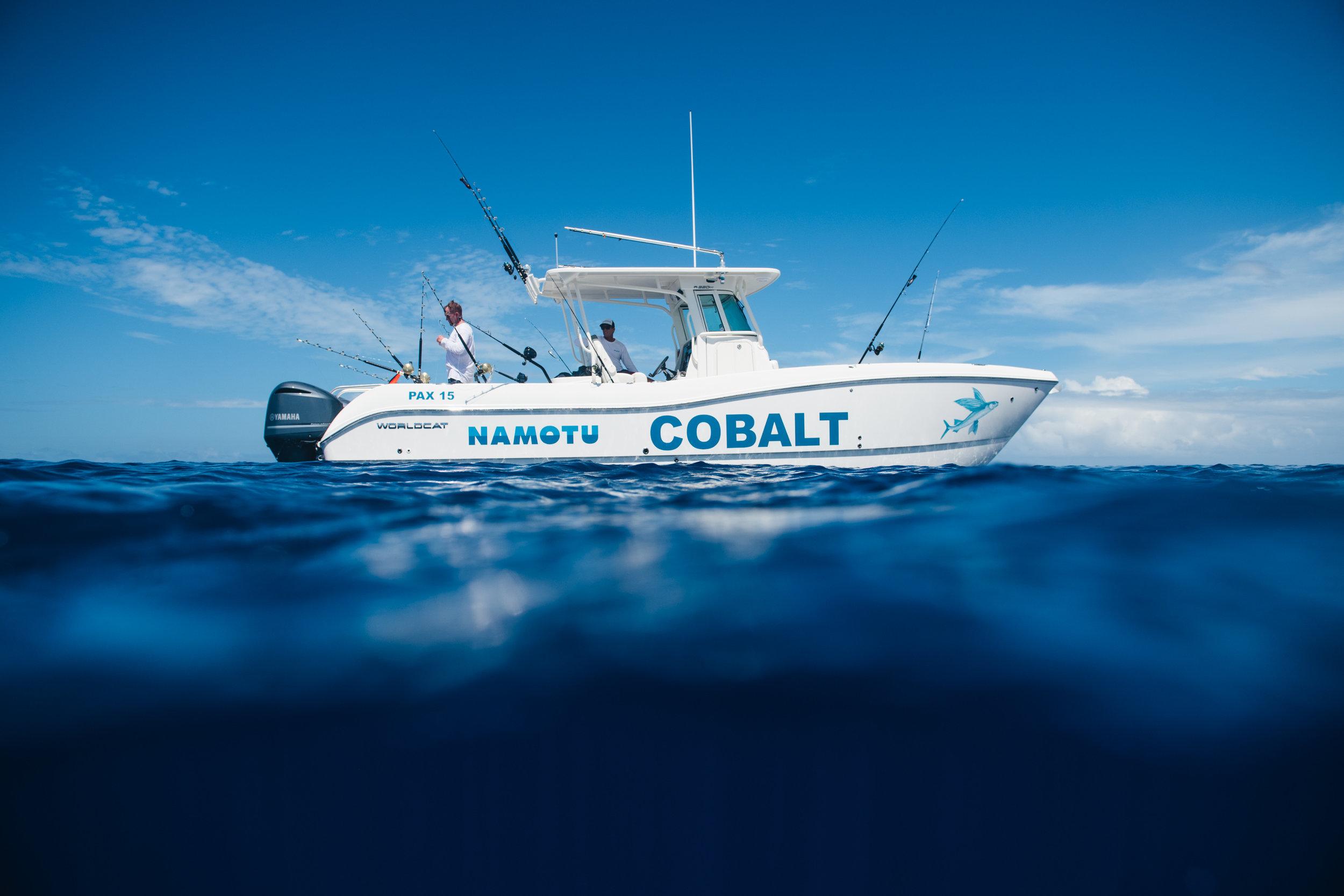 cobalt-namotu-fishing-charter-luxury