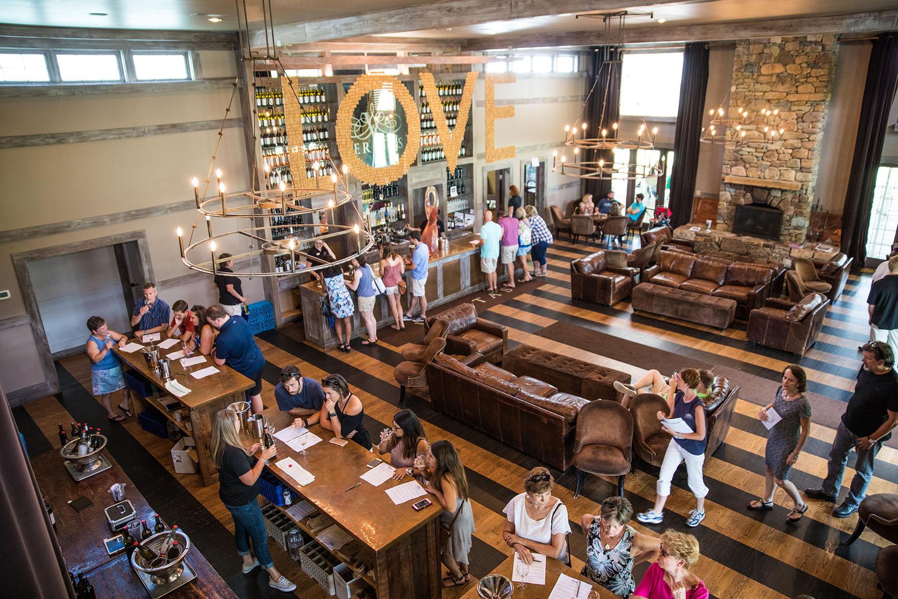 Veritas Vineyards & Winery