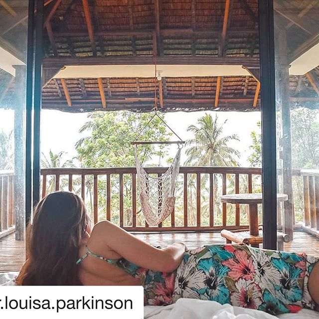 #Repost @dr.louisa.parkinson with @get_repost ・・・ Imagine waking up to this every day 😉 (I'm talking about the view from this Bahay Kubo 😜 ahahaha) 📍@bintanasaparaiso Camiguin Island, Mindanao, Philippines . . . . . . . . #thetravellingscientist #camiguin #travelife #camiguinisland #vacaymode #bahaykubo #itsmorefuninthephilippines #explorephilippines #selfcare #travelphilippines #thephilippines #filipinatraveler #filipinoaustralian #bedroominspo #instatravelgram #travelgrams #travellifestyle #travelgirl #wowphilippines #igtravels #ilovephilippines #bedroomgoals #holidaymode #travelcommunity #travelph #travelife #bedroomview #morefuninthephilippines #travelgrammers #backless