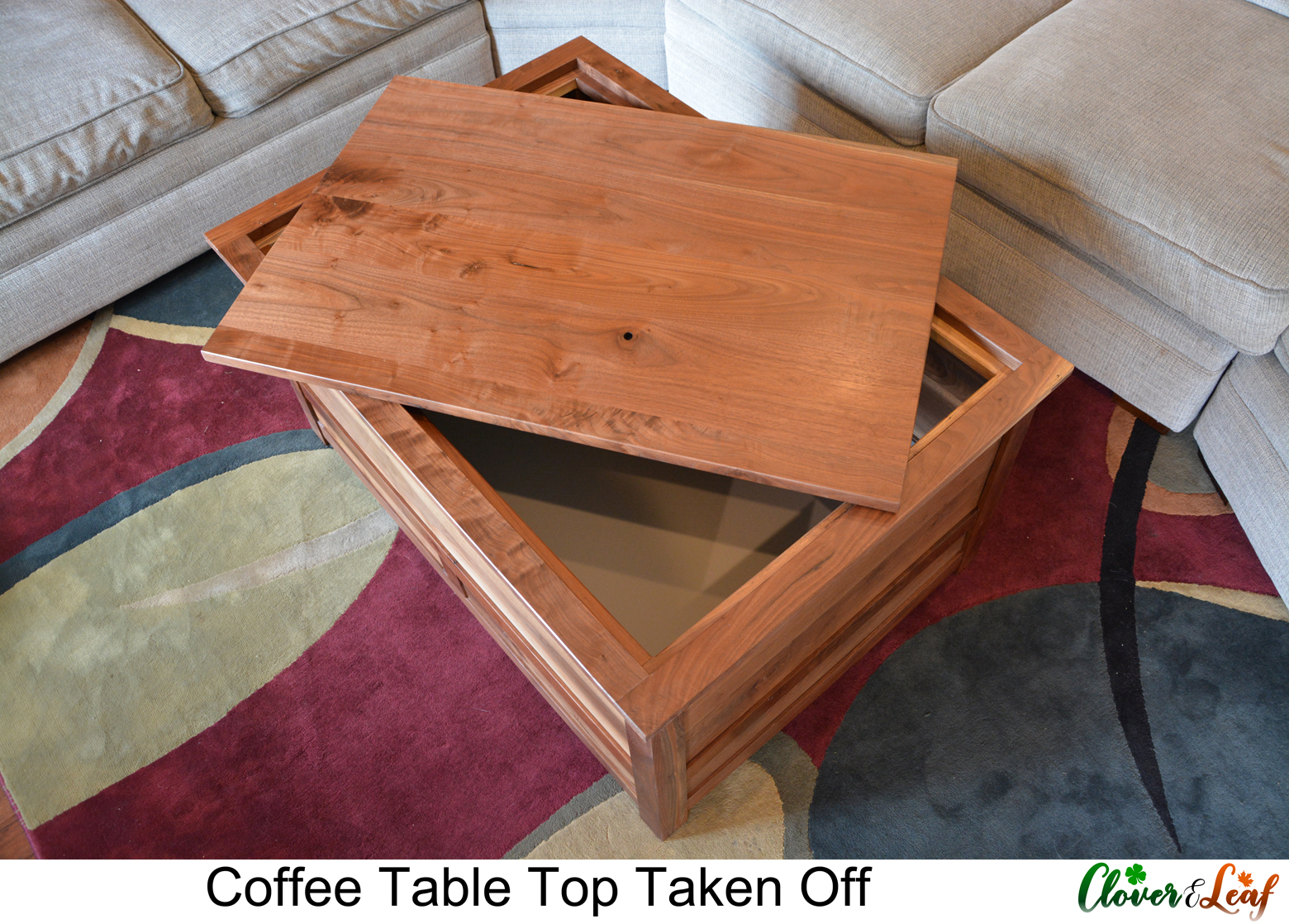 Coffee Table With Top Taken Off.jpg