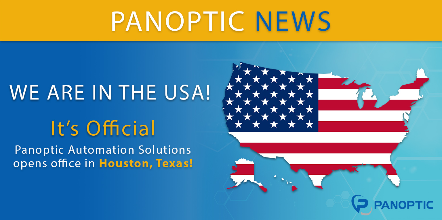 "Panoptic is Proud to Announce the Opening of our Houston, Texas Office! - As of July 1, 2019, we have expanded to a new location in Houston, Texas located in the Sugarland region in the United States.""I'm very excited to see the Houston office open. It demonstrates Panoptic's commitment to growth and expansion,…"" commented Scott Cadger, VP of Sales & Marketing."