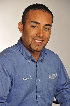 Daniel C. - Technician