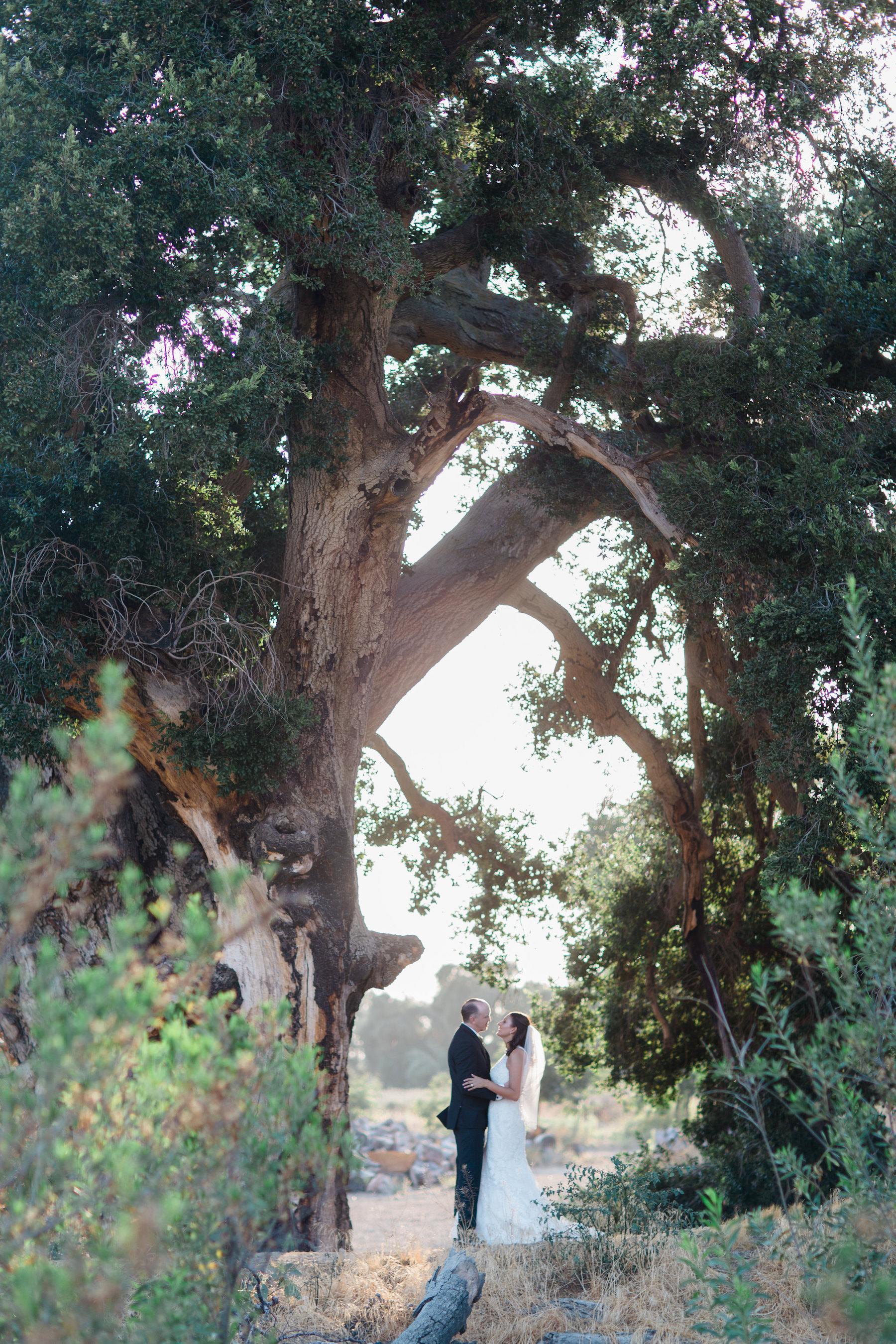 Venue- Highland Springs Ranch & Inn, Cherry Valley, CA; Photography- Lauriana Fortuna; Florals- The Nature of Things; Q The Music DJ