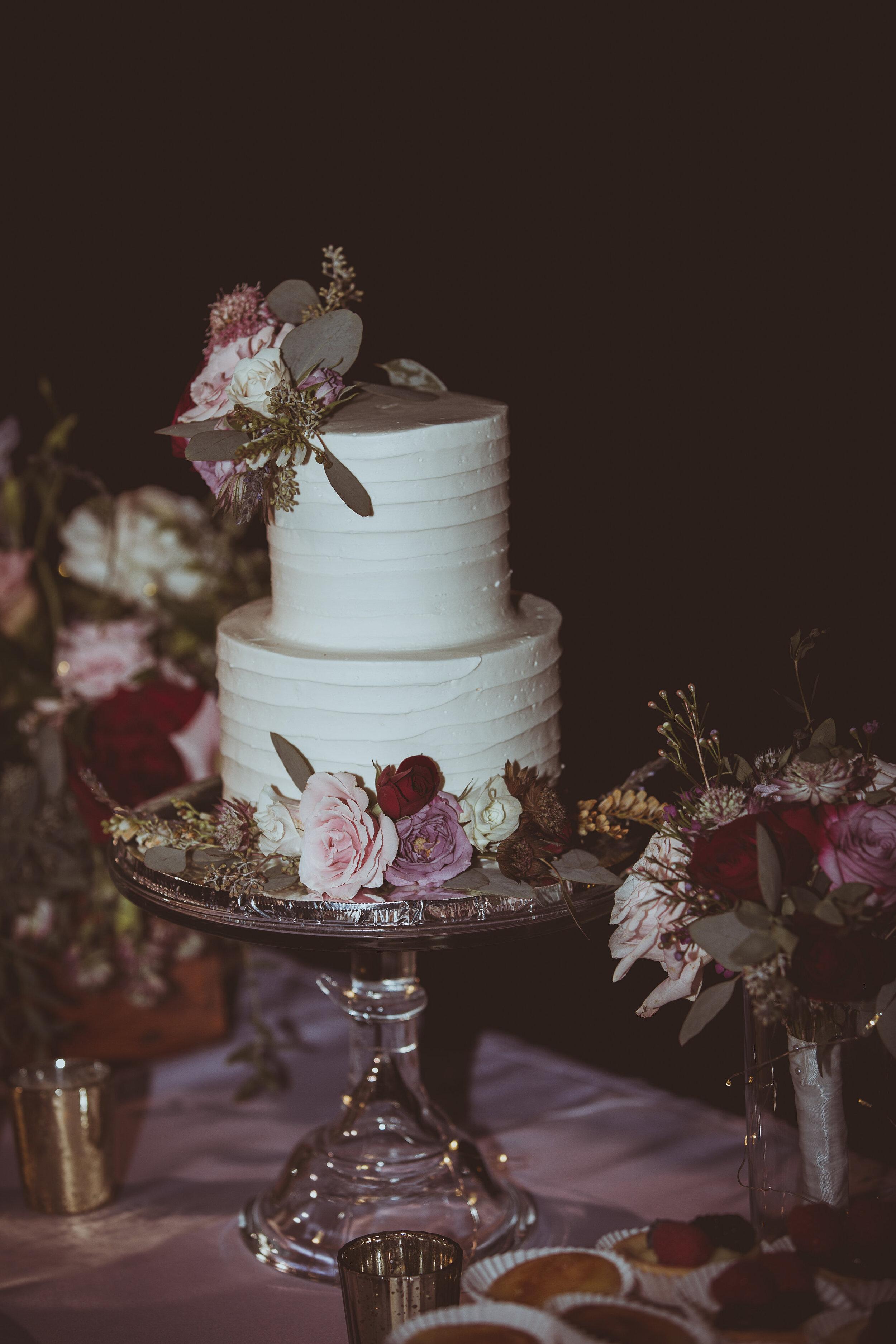 Alex & Daniela Cake, Flowers, Roses, Dessert Table .jpg
