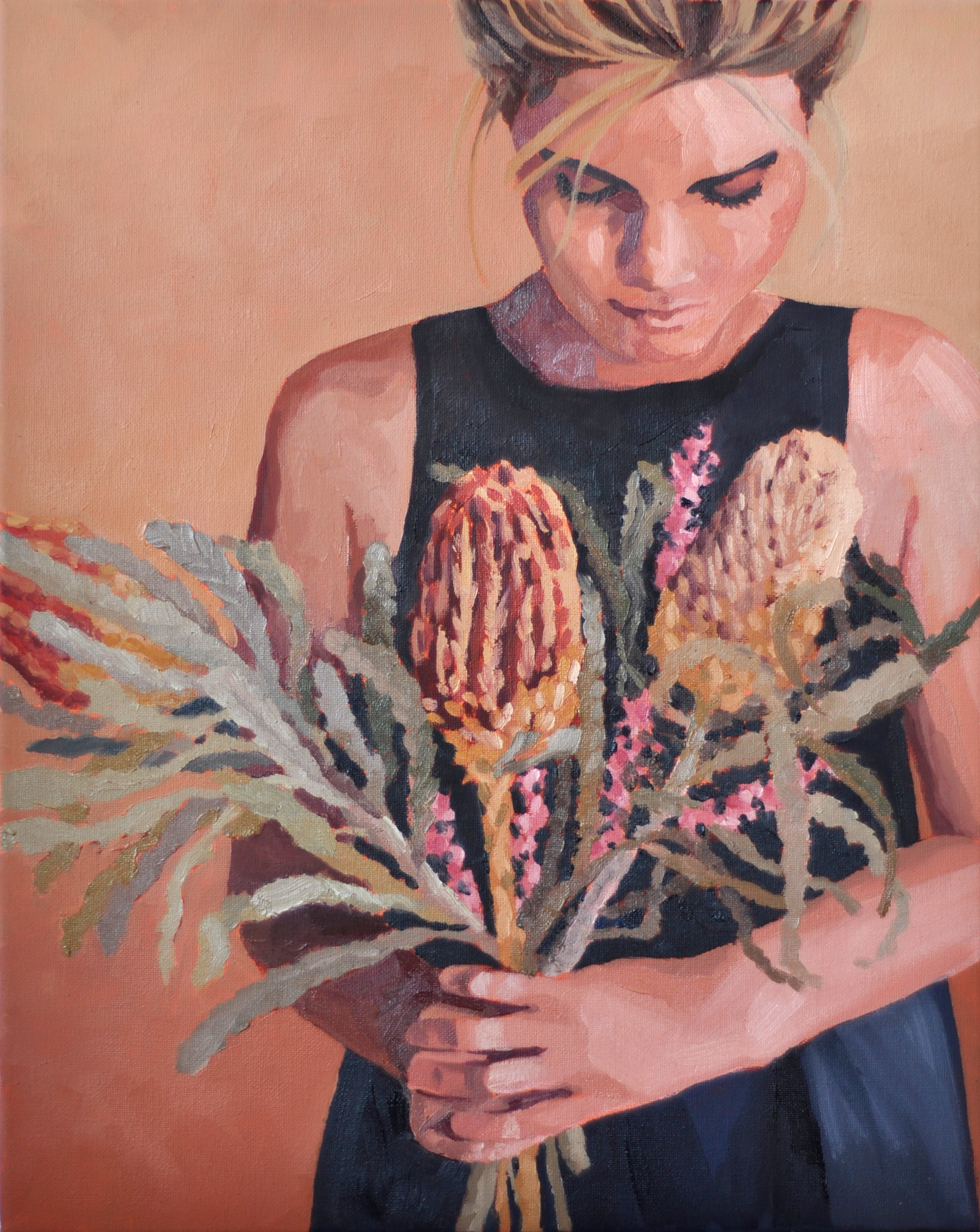 oil painting by Emma Fuss