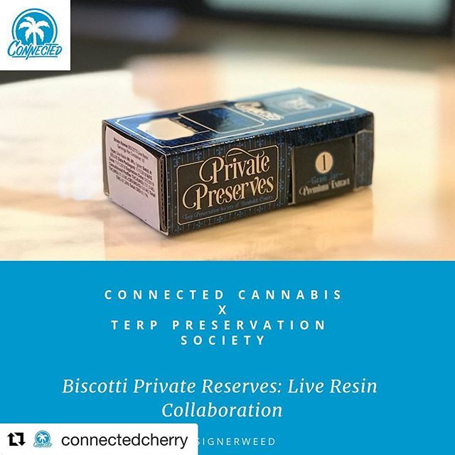 #Repost @connectedcherry with @get_repost ・・・ #designerweed  x  @terp_preservation_society  Connected has partnered with Terp Preservation Society to create the best concentrate you have never seen.  Now available. Limited supplies available.  21+/ 18+ with Cali ID and Med  Spread the word. Tag your friends and let them know.  ______________________________________________________________________  #weed #cannabis #weedstagram #cannabiscommunity #marijuana #maryjane #designerweed #thc #weedporn #stoner #longbeach #cannabisculture #710 #weshouldsmoke #high #dabs #kush #highlife #420 #highsociety #bud #privatereserve #pot #stoned #smokeweedeveryday #medicalmarijuana #indica