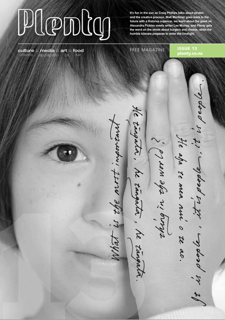 Issue 13 - November 2018