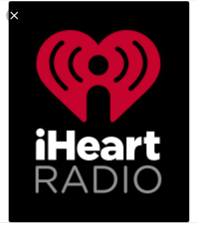 Click here to listen on iHeartRADIO -