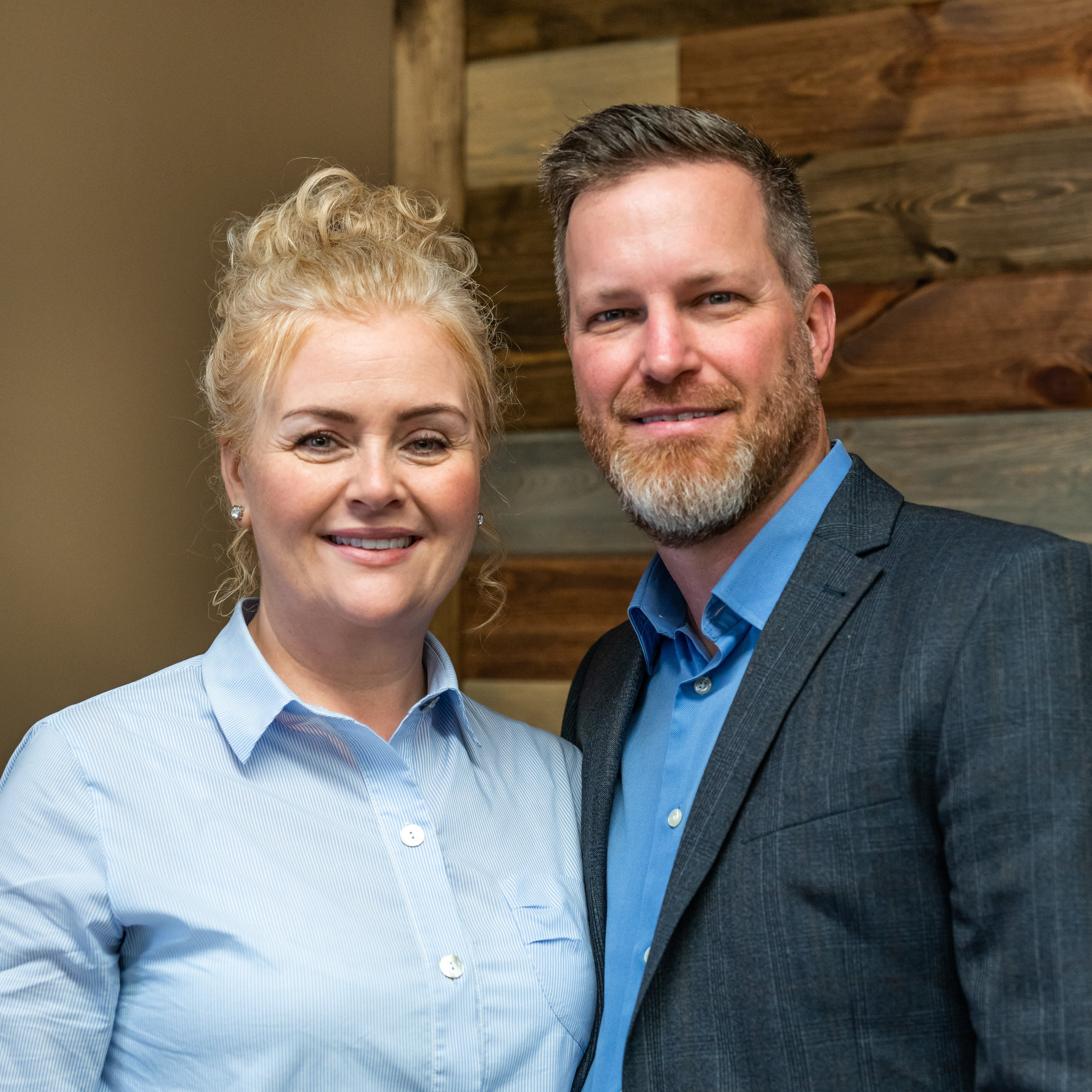 Pastor Chad & Rachael Hayes