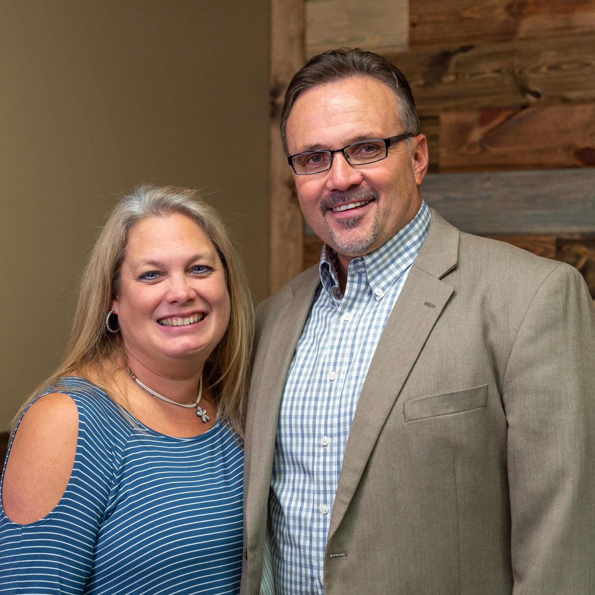 Pastor Kurt & Julie Jusczak