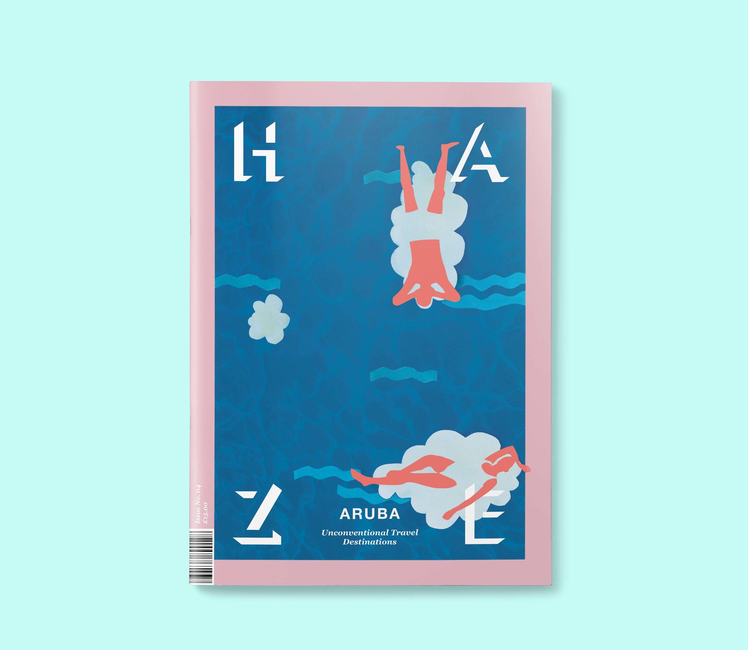 Aruba Issue Cover