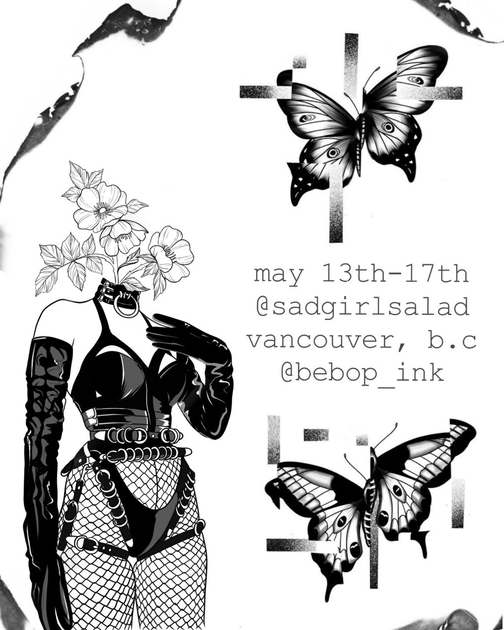 MAY 13 - 17 2019—————————@sadgirlsalad—————————www.instagram.com/sadgirlsalad/ -