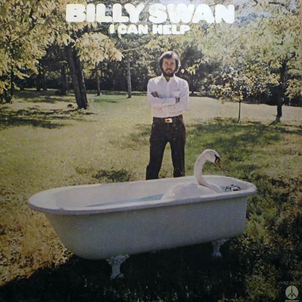 BILLY - … por Billy Swan y su inmenso éxito country I Can Help. Escrita y grabada por Billy Swan, la canción sale primero como single antes de aparecer en el álbum I Can Help de 1974. Se clasificará enseguida en el top de los rankings de varios países a través del mundo. También la volvemos a encontrar en el cine, especialmente en la banda sonora de la película Paranoid Park de Gus Van Sant, salida en 2007.