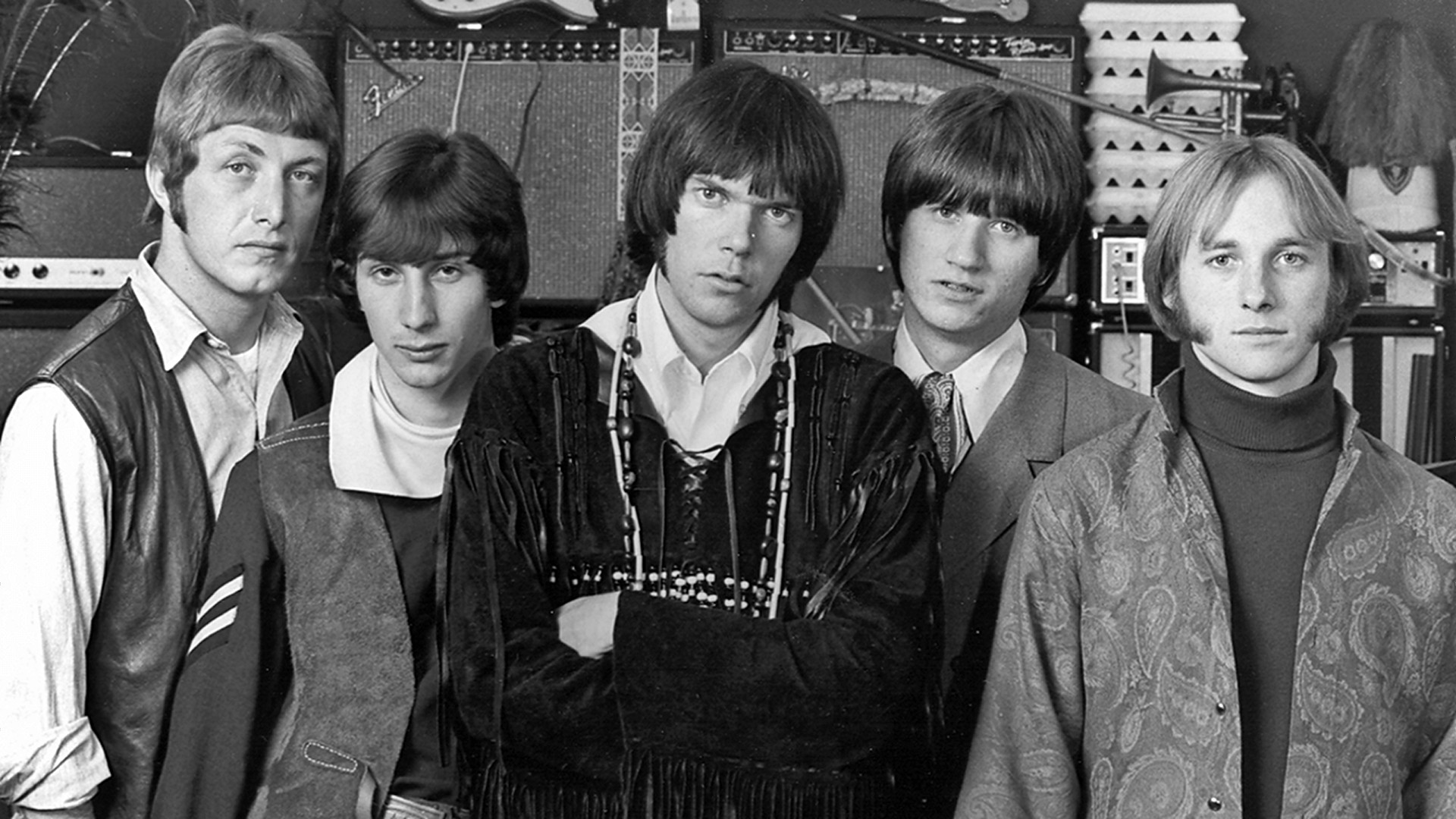 BUFFALO - … for Buffalo Springfield and their song For What It's Worth featuring in the album Buffalo Springfield released in 1967.