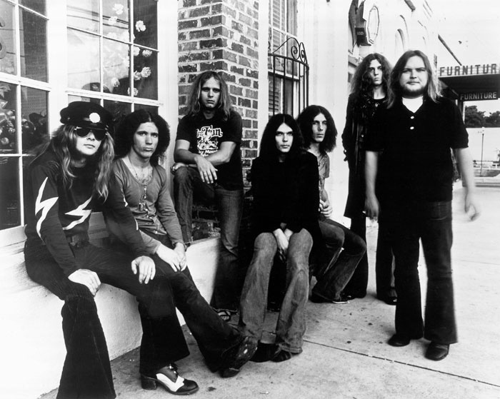ALABAMA - … for Lynyrd Skynyrd's Sweet Home Alabama, from their album Second Helping, released in 1974. Unfortunately, three years later and in full swing, three members of the band died in a plane crash.