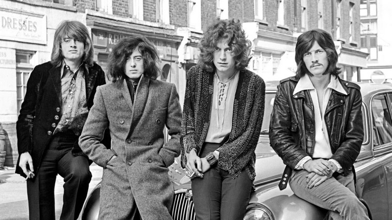 ROBERT - … for Robert Plant singer of Led Zeppelin. Whole Lotta Love opens their second album, Led Zeppelin II, released in 1969. The text is based in part on You Need Love, a blues by Willie Dixon.