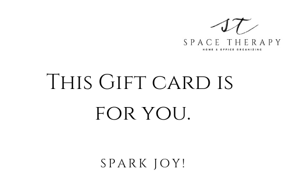 "gift cards - The ""KonMari™ method"" is a life changing experience for sure. Surprise that special person with a gift card!For further information, you may contact me through the contact form."