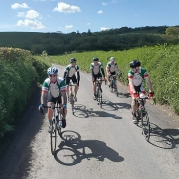 Group riding - Group rides are the cornerstone of any cycling club and Taw Velo is no different. Click to find out more about our regular weekly rides.