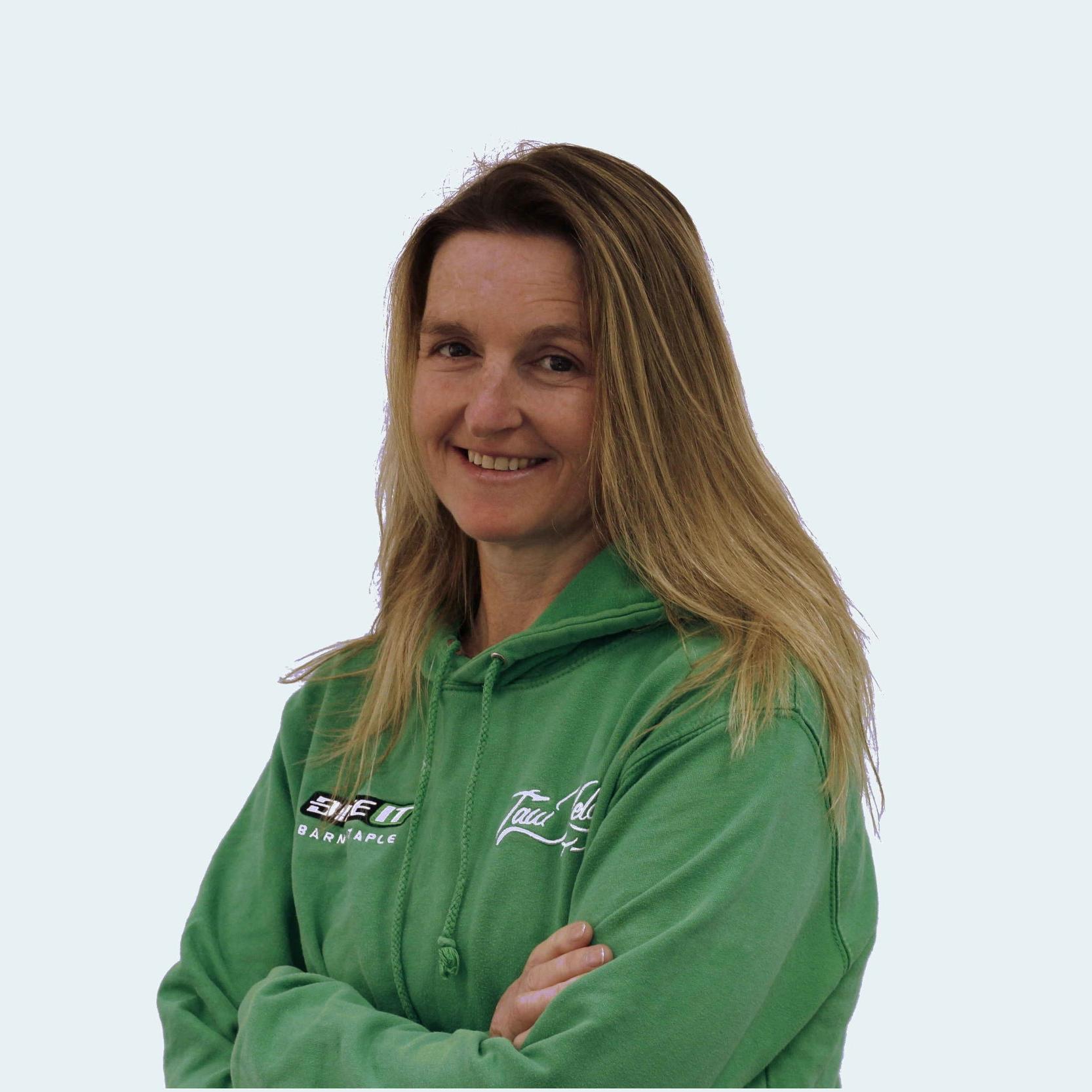 Vice Chair, Female Rider Representative - Since 2018