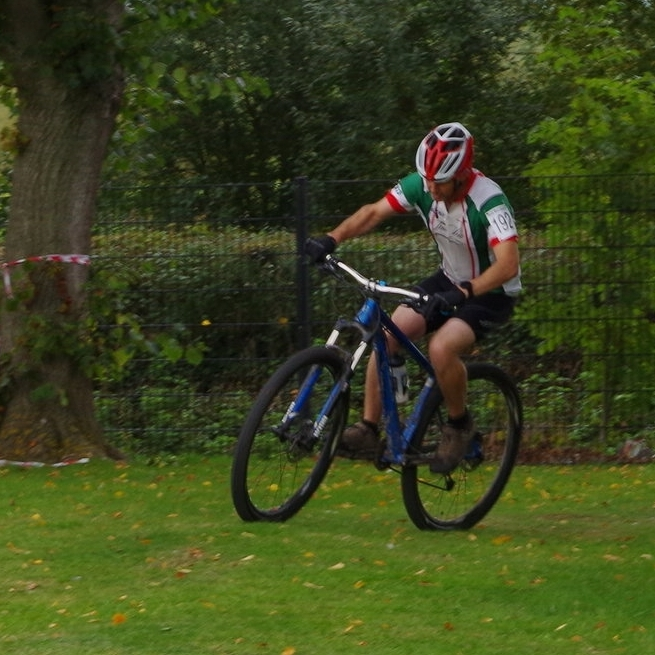 Neil Pollington - Level 2 BC coachLevel 2 MTB Coach