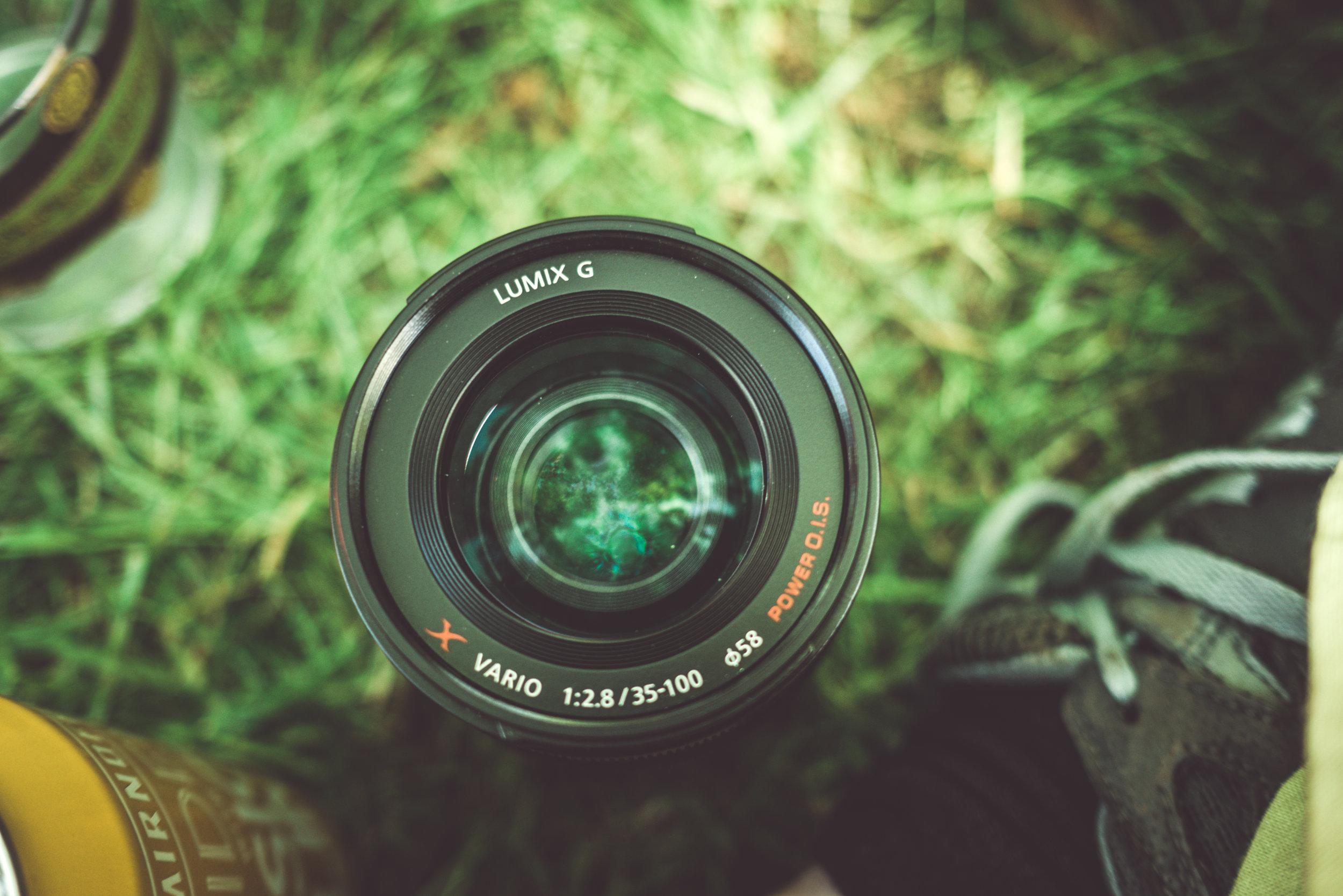 Lumix 35-100mm 2.8 - My zoom. My versatile portrait lens.