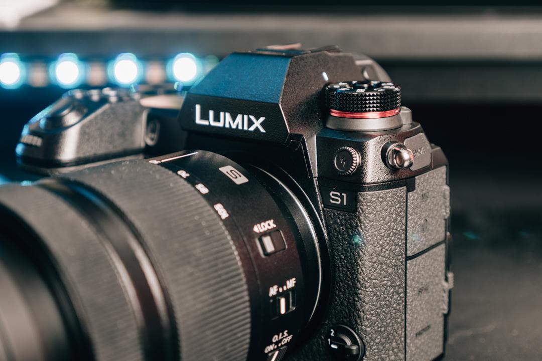 lumix S1 camera