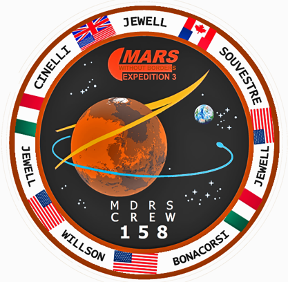 MWOB - MDRS Crew 158 - CLICK HERE