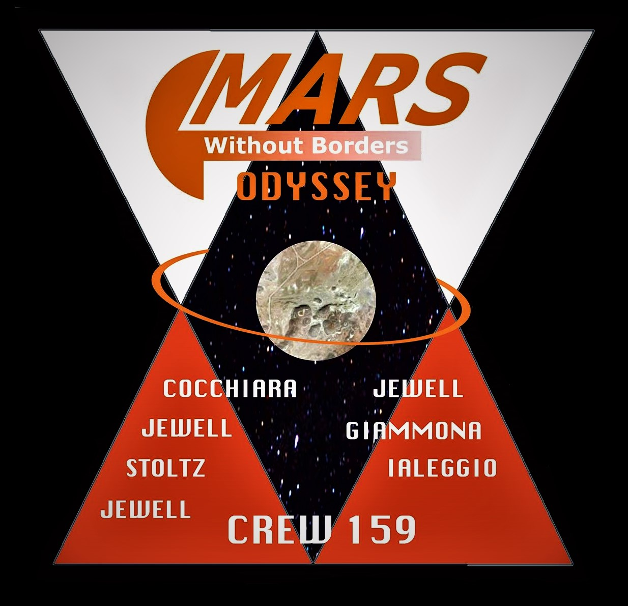 MWOB - MDRS CREW 159 - CLICK HERE