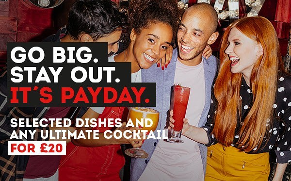 It's the weekend!! Ash, Ayisha, Aaron and Sarah are ready  for it on the latest #TGIFridays campaign, are you??? 🍹🍹🍹🍹 #TeamRealLondon #TeamFriday #TeamWeekend #Models #Smiles #Cocktails #London #Campaign #OurCasting #OurModels #ItCouldBeYou #JoinTheTeam