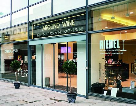 Around Wine