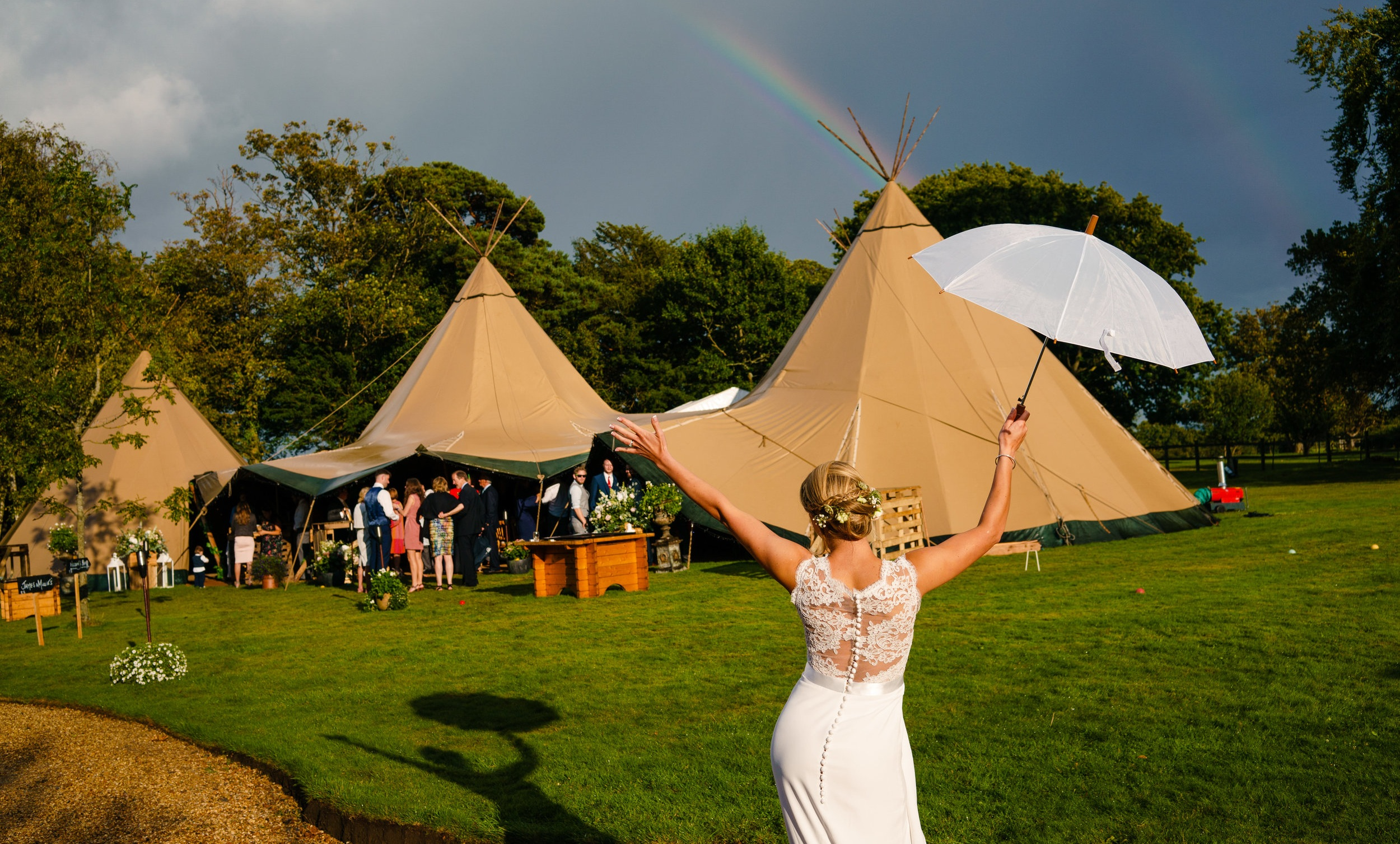 Wedding Catering by The Nags Bar and Kitchen