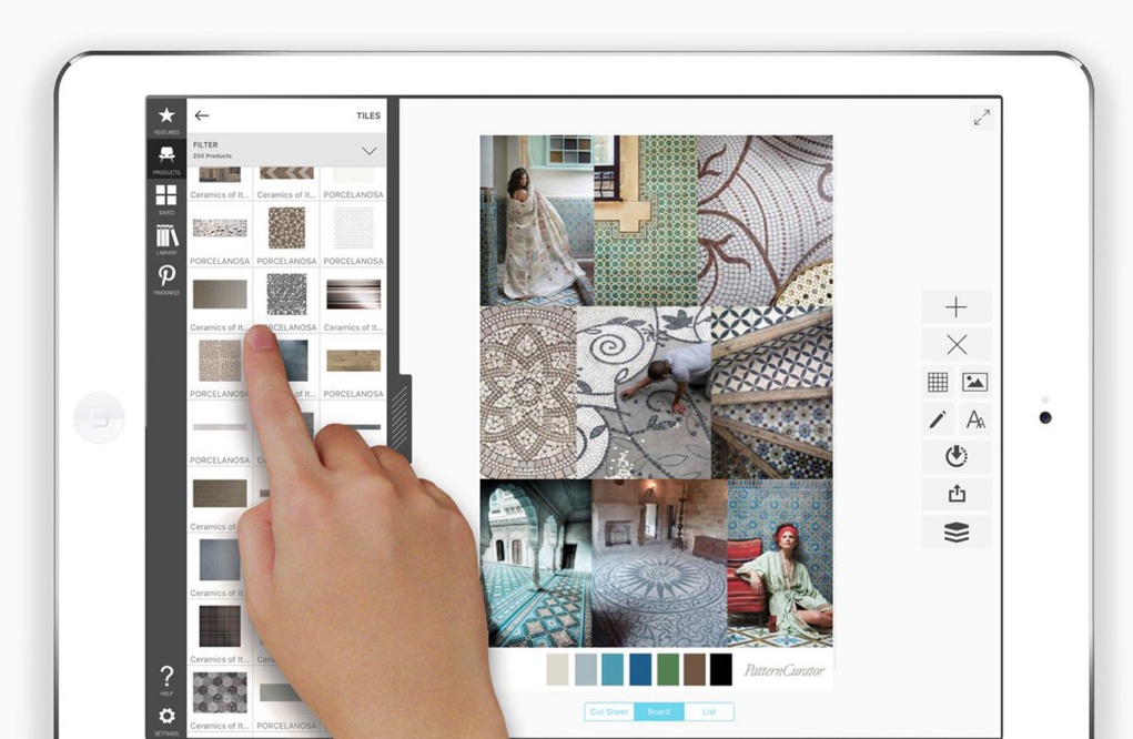 """Morpholio BoardPro   Awarded """"Best App,"""" Board is the interior designers' dream software. Called """"Ideal"""" by Interior Design, """"Addictive"""" by ELLE DÉCOR and """"Stellar"""" by Design Milk, Board combines your perfect products library with a dream set of tools and the mobility to work or present anywhere. Welcome to the future of interior design."""